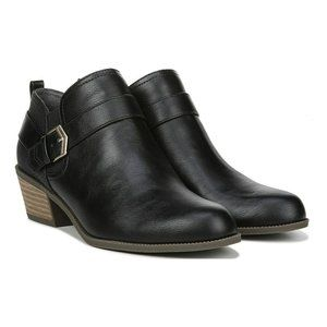 Dr Scholls Essential Collection Bobbi Black Shoes